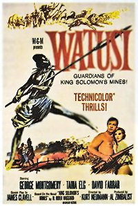 The Watusia (MGM)