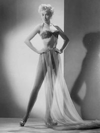 Burlesque stripper - LILI ST. CYR photo