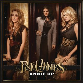 Pistol Annies Antie Up CD.