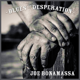 Feature CD: John Bonamassa Blues Of Desperation CD.