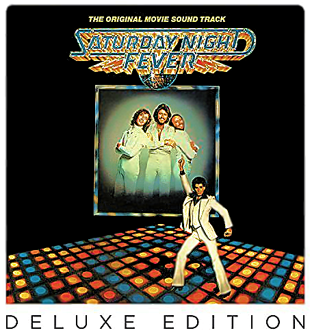 Featured CD: Saturday Night Fever Soundtrack